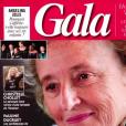 """Couverture de """"Gala"""", paru le 10 octobre 2019."""