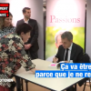 Nicolas Sarkozy draguée par une fan :