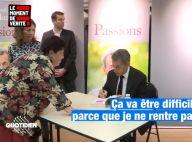 """Nicolas Sarkozy draguée par une fan : """"Je peux avoir ton numéro ?"""""""