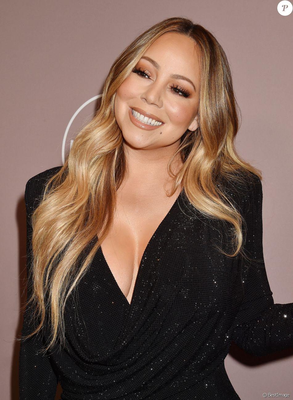 Mariah Carey - Les célébrités lors de la soirée 'Power of Women 2019' à l'hôtel Beverly Wilshire Four Season à Beverly Hills, le 11 octobre 2019.