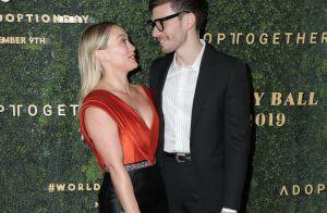 Hilary Duff : Jeune maman stylée et amoureuse avec son futur mari