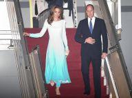 Kate Middleton : Eblouissante au Pakistan en shalwar kameez avec William