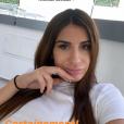 Martika répond aux questions de ses abonnés sur Instagram, le dimanche 13 octobre 2019.