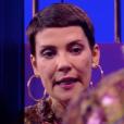 """Cristina Cordula dans """"Je t'aime etc"""" lundi 14 octobre 2019."""