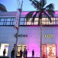 Soirée de lancement de la collaboration 'Fendi Prints On' au magazine FENDI à Beverly Hills, le 15 octobre 2019.