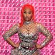 Nicki Minaj assiste à la soirée de lancement de la collaboration 'Fendi Prints On' au magazine FENDI à Beverly Hills, le 15 octobre 2019.