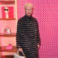 Shaun Ross assiste à la soirée de lancement de la collaboration 'Fendi Prints On' au magazine FENDI à Beverly Hills, le 15 octobre 2019.