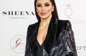 Eva Longoria glamour en Balmain : soirée de gala spéciale avec Robert Pirès