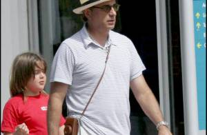 Le sexy Andy Garcia a transformé sa famille... en Bidochon ! Regardez !