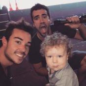 Alex Goude divorcé : comment il gère la garde de son fils avec son ex-mari
