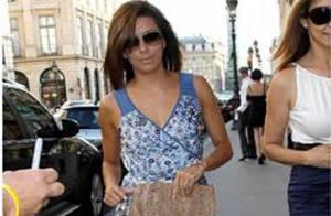 Eva Longoria va finir par vraiment... devenir une vraie frenchy !