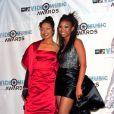 Brandy & Monica - MTV Video Music Award, Los Angeles. 10 septembre 1998.