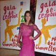 Emmanuelle Boidron - 27e Gala de l'Espoir de la Ligue contre le cancer au Théâtre des Champs-Elysées à Paris, le 22 octobre 2019. © Giancarlo Gorassini/Bestimage