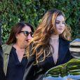 Exclusif - Selena Gomez se rend à un rendez-vous professionnel aux Studios Burbank à Burbank en Californie, le 23 octobre 2019.