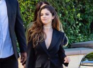 Selena Gomez : Ravissant décolleté pour la sortie de ses nouveaux clips