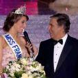 Laury Thilleman savoure son sacre de Miss France 2011.