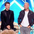 "Zack et Stan - ""La France a un incroyable talent 2019"" sur M6. Le 29 octobre 2019."