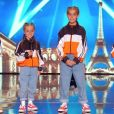 "Booboo Beproud - ""La France a un incroyable talent 2019"" sur M6. Le 29 octobre 2019."
