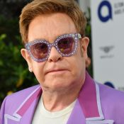 "Elton John: ""Extrêmement mal"" après la mort de la mère de son mari David Furnish"