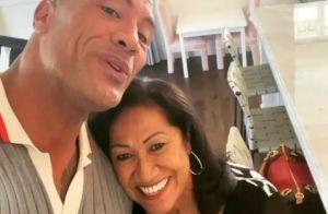Dwayne Johnson : Sa mère fête son anniversaire avec des stripteaseurs