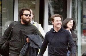 Tom Cruise s'éclate avec son fils Connor... loin, très loin de la petite Suri