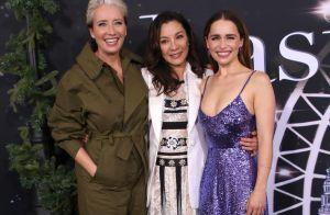 Emilia Clarke (Game of Thrones) : Sublime à l'avant-première de son nouveau film