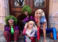 Sylvie Tellier fête Halloween : photo mortelle avec son mari et ses enfants