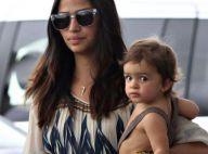 La belle Camila Alves, enceinte, en balade avec son adorable fils Levi !
