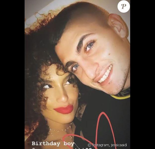Marco Verratti a fêté ses 27 ans avec sa compagne Jessica Aidi le 4 novembre 2019.