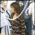 Jennifer Lopez sur le tournage de son nouveau film à New York peut compter sur le soutien de son époux Marc Anthony !