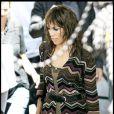 Jennifer Lopez sur le tournage de son nouveau film à New York a mouillé le maillot !