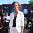 """Cécile de France lors de la première de la série """"The New Pope"""" lors de la 76ème édition du festival du film de Venise, la Mostra, sur le Lido de Venise, Italie, le 1er septembre 2019."""