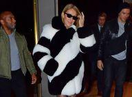 Céline Dion très chic pour aller dîner avec Pepe Munoz à New York