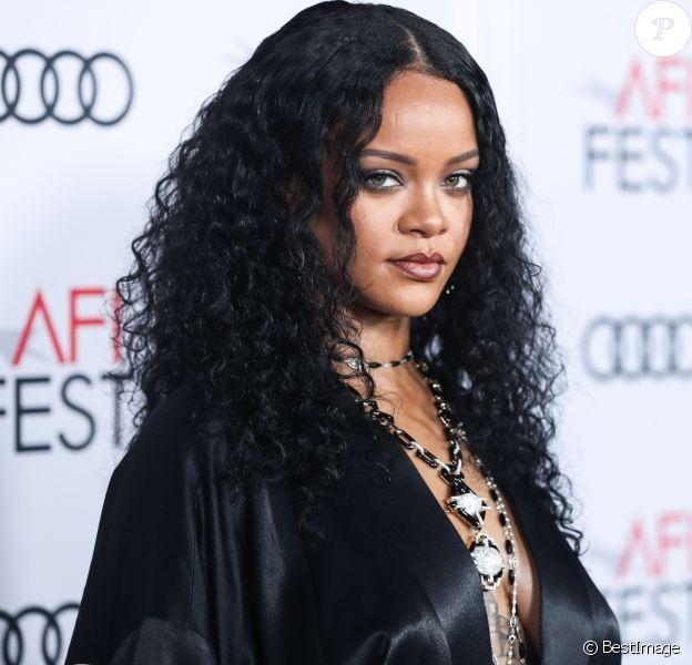 Rihanna à la première de Queen And Slim lors du gala AFI FEST 2019 au théâtre TCL Chinese dans le quartier de Hollywood à Los Angeles, le 14 novembre 2019