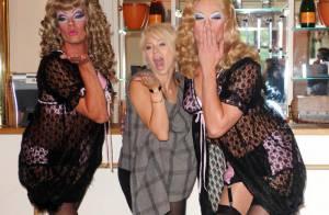 Quand une Pussycat Doll apprend à deux hommes à faire... la Pussycat !