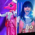 """Lio lors du prime du 22 novembre 2019 de """"Mask Singer"""" sur TF1."""