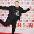 Rag'n'Bone Man - Soirées des nominations aux Brit Awards 2018 aux studios ITV à Londres, Royaume Uni, le 13 janvier 2018.