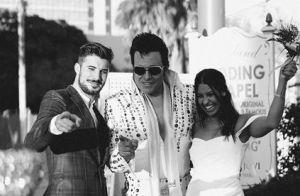 Alia et Ali (Secret Story 9) remariés : Robe moulante et pari fou face à Elvis