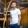 "Vincent Queijo, photo officielle de ""Friends Trip 4"", NRJ12"