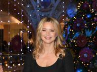 Virginie Efira : Chic reine d'une flamboyante ruche de Noël