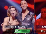 Danse avec les stars 2019 : En pleurs, Fauve Hautot remercie Sami El Gueddari