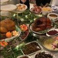 Les Kardashian fêtent Thanksgiving en famille. Le 28 novembre 2019.