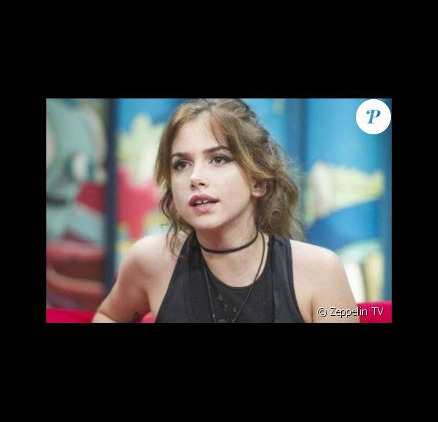 "Carlota, candidate de ""Gran Hermano"" (Loft Story espagnol) - 2017, Zeppelin TV"