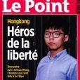 """Couverture du magazine """"Le Point"""", numéro du 28 novembre 2019."""