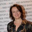 """Anne Roumanoff - Photocall du déjeuner """"Chinese Business Club"""" au Pavillon Gabriel à Paris, à l'occasion de la journée des droits des femmes. Le 8 mars 2019 © Rachid Bellak / Bestimage"""