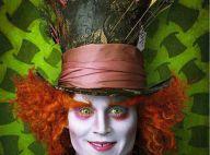 Johnny Depp dans la merveilleuse bande-annonce en français... d'Alice au Pays des Merveilles !