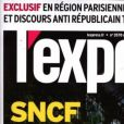 Couverture de L'Express du 4 au 10 décembre 2019