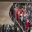 Défilé Chanel Métiers d'Art 2019/2020 au Grand Palais. Paris, le 4 décembre 2019 © Olivier Borde / Bestimage