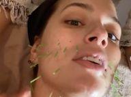 Ashley Graham enceinte : Acuponcture, saignements... Elle montre tout à ses fans