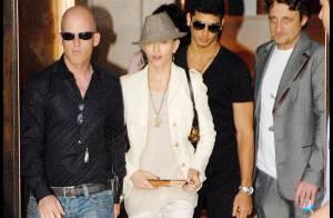 Madonna, Jesus Luz et Lourdes... journée culturelle entre deux concerts espagnols !